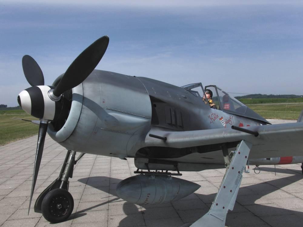 Focke Wulf FW-190 Modellbauservice