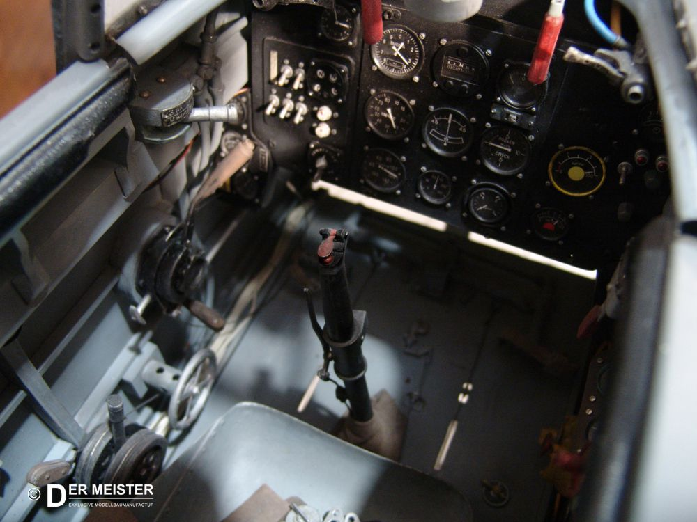 Modellbauservice-Scale Cockpits
